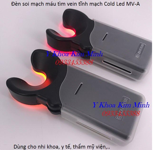 Nơi công ty bán đèn led soi da và đèn led soi mach mau tìm vein MVF-A - Y khoa Kim Minh