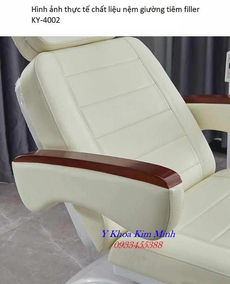 Nệm giường tiêm filler chất liệu cao cấp, nằm êm mềm mại - Y Khoa Kim Minh