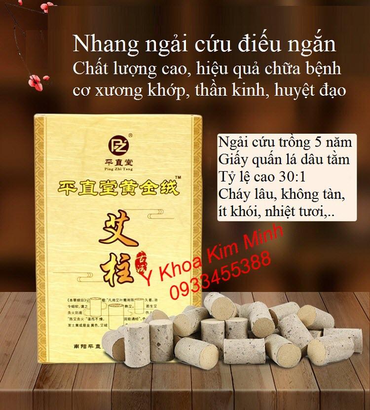 Nhang ngai cuu dieu ngan chat luong cao - Y Khoa Kim Minh