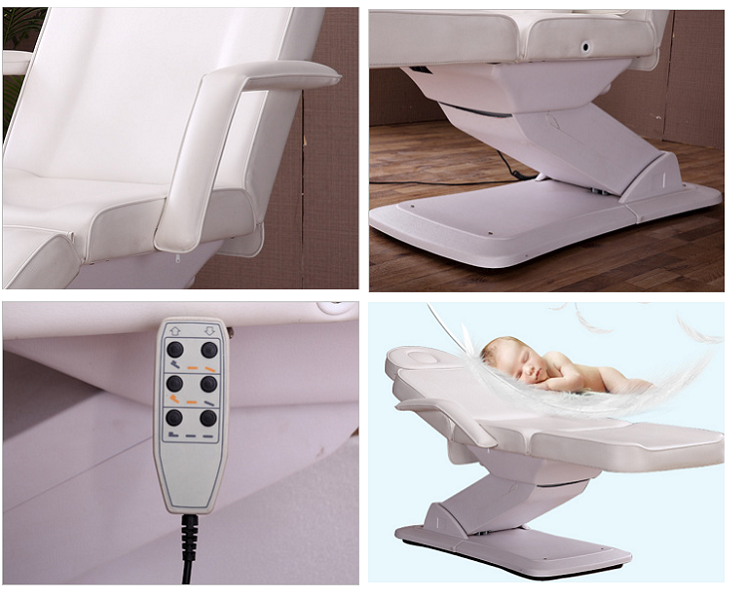 Công ty nhập khẩu giường tiêm thẩm mỹ điện KM-022 - Y Khoa Kim Minh