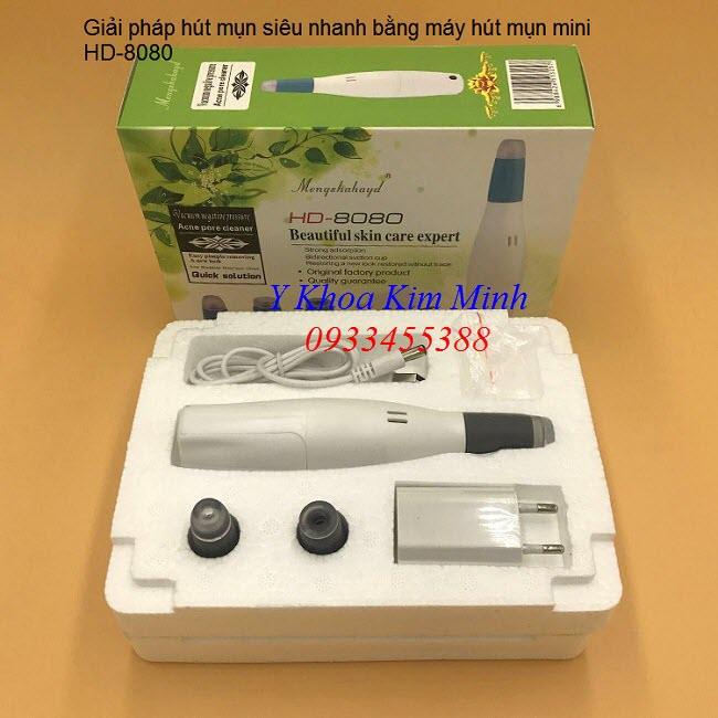 Noi ban may hut mun mini su dung cho ca nhan HD-8080 công nghệ Hàn Quốc - Y Khoa Kim minh 0933455388