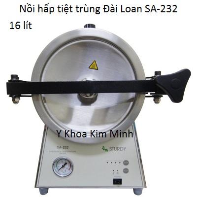 Noi hap tiet trung Dai Loan 16 lít Sturdy SA-232 - Y khoa Kim Minh