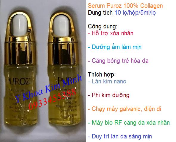 Noi ban collagen chinh hang, uy tin chat luong dung cham soc da mat - Y Khoa Kim Minh