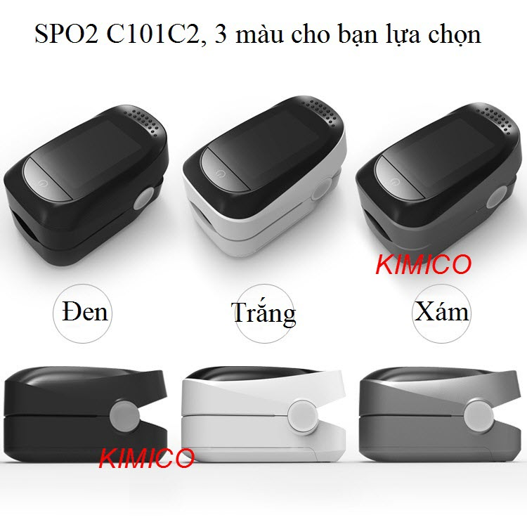 SPO2 Oximeter for patient at home - Y Khoa Kim Minh