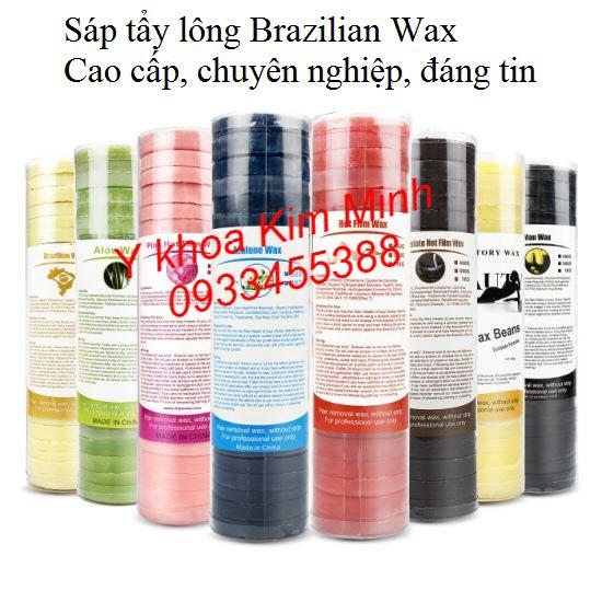 Sáp wax Brazilian cao cấp dùng cho chị em phụ nữ tẩy lông vùng kín - Y khoa Kim Minh