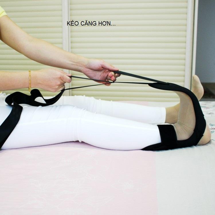 Đai kéo trị đau thần kinh tọa DT-350 - Y Khoa Kim Minh 0933455388