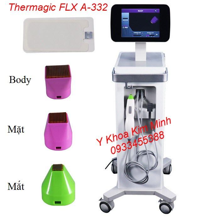 Máy Thermal, Thermagic RF công nghệ vi điểm ma trận 3D mới nhất - Y khoa Kim Minh