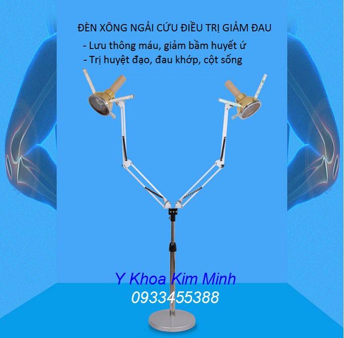 Noi ban den dot nhang ngai cuu dieu tri giam dau co khop XL-065 - Y Khoa Kim Minh