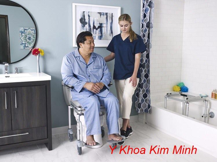 Thiết bị hỗ trợ vệ sinh y tế hàng ngày cho người bệnh tại nha - Y khoa Kim Minh