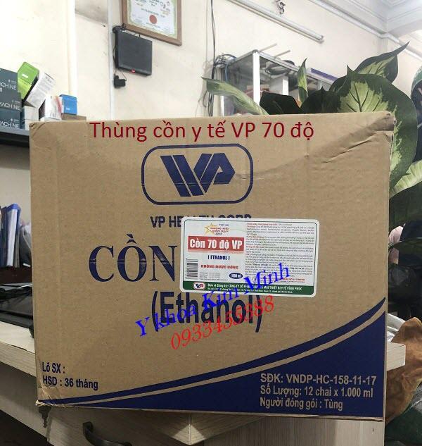 Cung cấp giá sỉ cồn can, cồn lít 70 độ tại TP Chí Minh - Y khoa Kim Minh