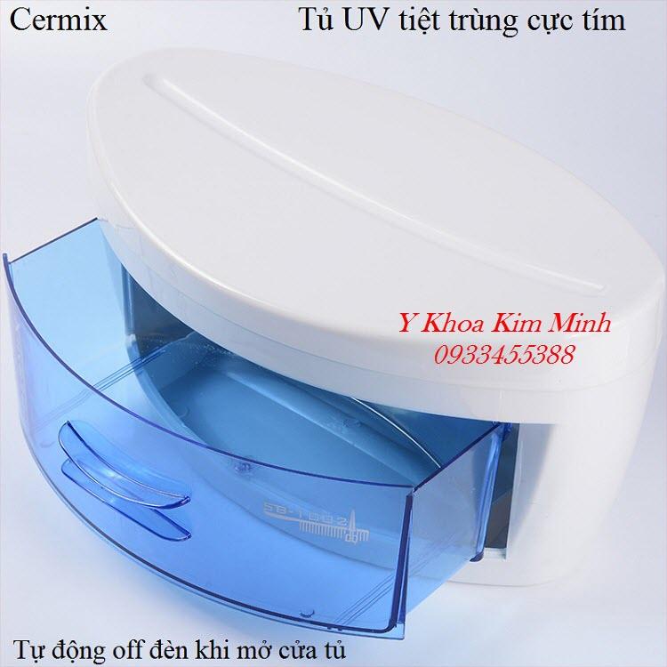Tủ UV tiệt trùng dụng cụ và diệt virus bám trên tiền mặt bán tại Tp HCM - Y Khoa Kim Minh
