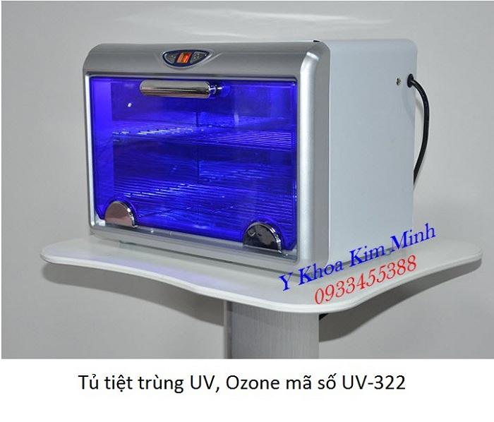 Tủ UV tiệt trùng y tế mã số UV-322 - Y Khoa Kim Minh