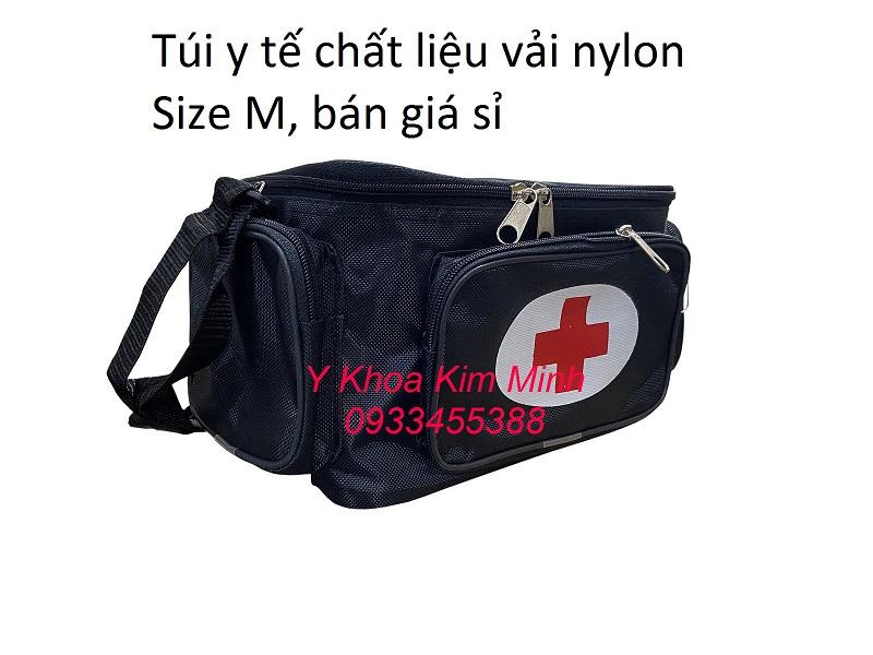Túi chứa thuốc y tế dùng cho sơ cấp cứu người bệnh