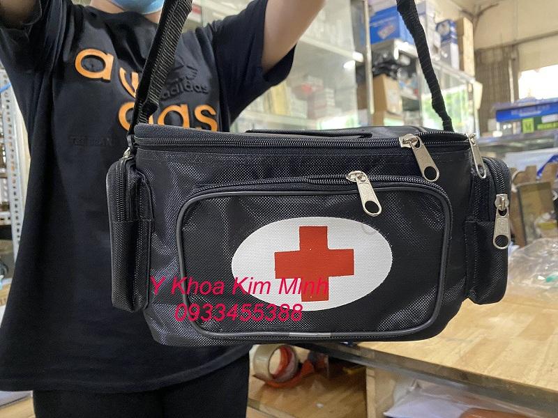 Túi đựng thuốc sơ cấp cứu y tế dùng tại gia đình, trường học, công ty