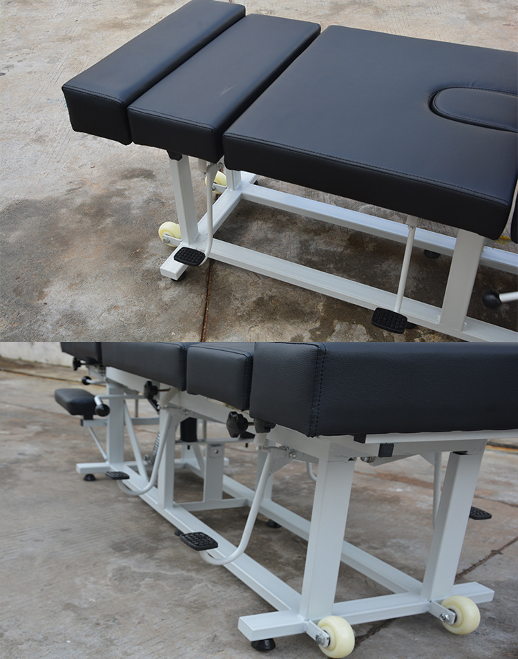 Giuong vat ly tri lieu, giuong điều trị đau cột sông Mỹ - Y Khoa Kim Minh