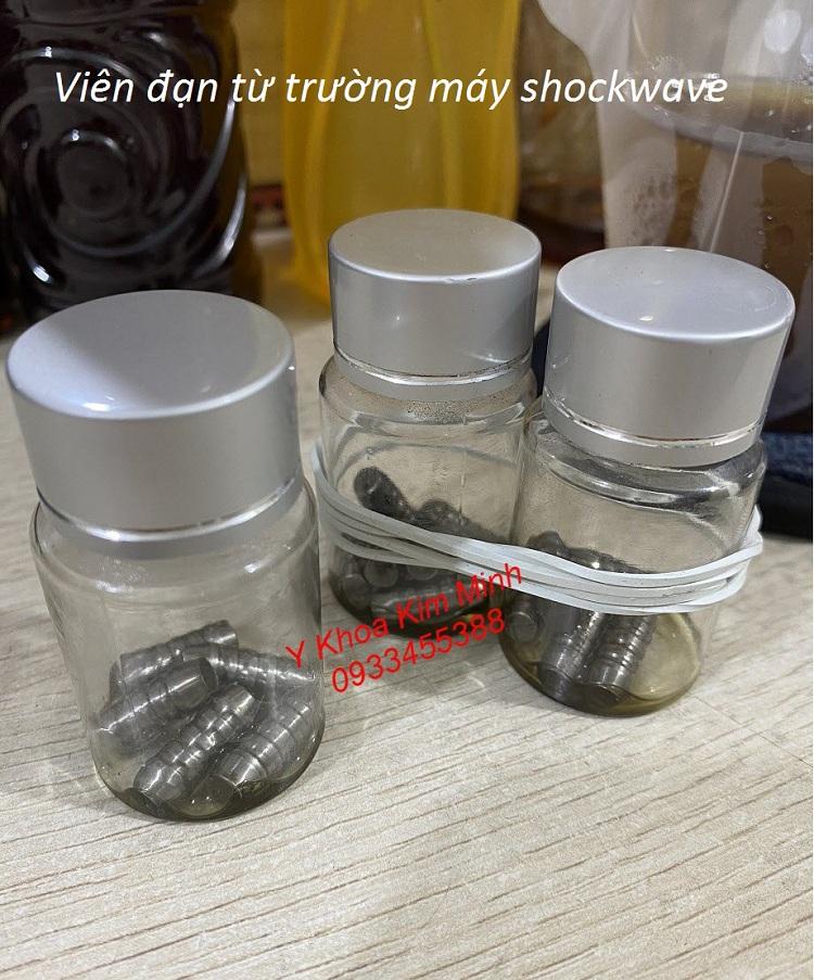 Viên đạn từ trường máy xung kích bán giá sỉ tại Y Khoa Kim Minh