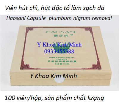 Vien hut chi thai doc to da mat 10o vien Haosani - Y khoa Kim Minh