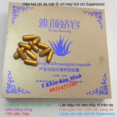 Vien tay chi da mat su dung voi dau sieu am Super Ultrasonic, may oxy jet - Y Khoa Kim Minh