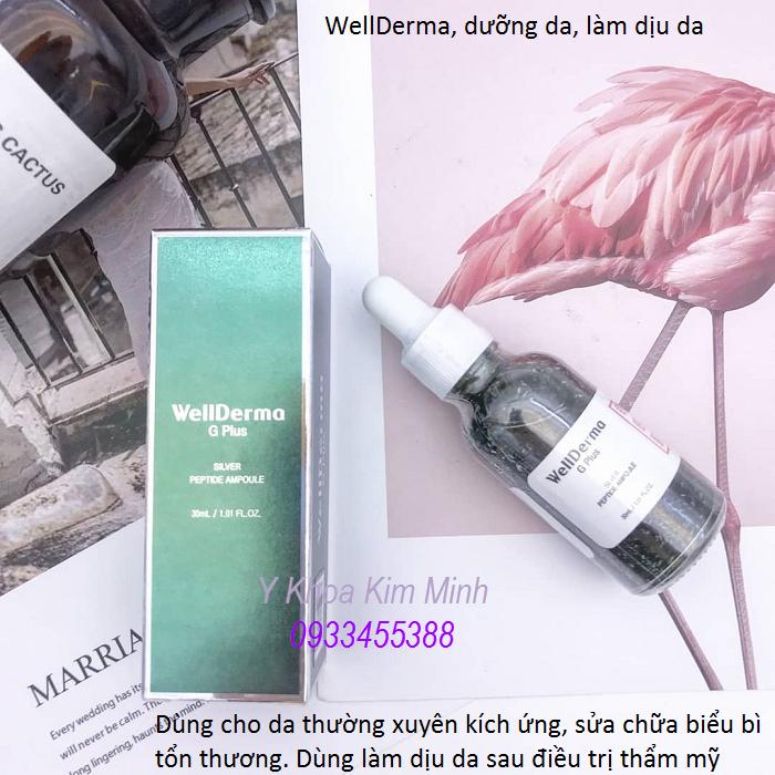 Serum duong da WellDer nhatp khau Han Quoc - Y khoa Kim Minh