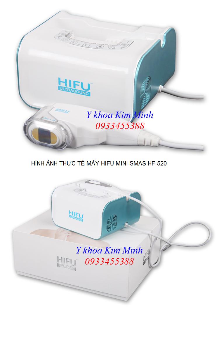 Nơi bán máy HIFU SMAS mini Hàn Quốc HF-520 - Y khoa Kim Minh 0933455388