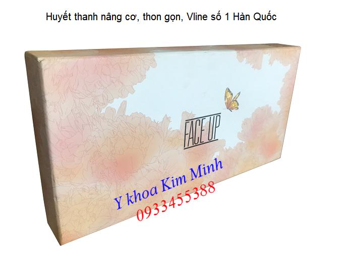 Serum nâng cơ mặt Vline số 1 Hàn Quốc, Face Up - Y Khoa Kim Minh